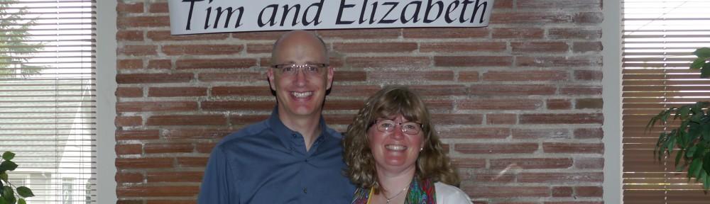 Pastors Timothy & Elizabeth Winslea